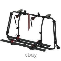 Fiamma Carry Bike VW T6 Pro Deep Black Volkswagen Cycle Bicycle Rack Carrier