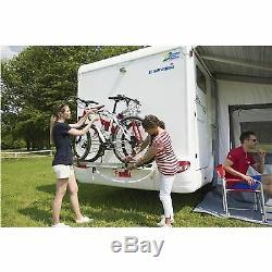 Fiamma Motorhome Carry Bike Pro Black 2 Bike Upto 4 Bike Cycle Rack Carrier