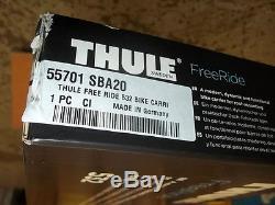 Genuine Thule FreeRide 532 Roof Mounted Bike Cycle Carrier TRIPLE PACK x3