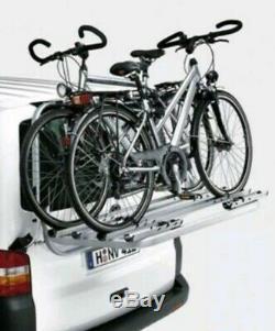 Genuine Volkswagen VW Transporter T5 Bike Cycle Carrier Rack For Tailgate