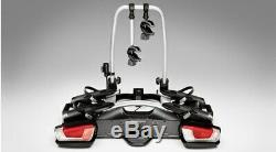 Genuine Volvo Tow Bar Mounted Thule 2 Bike Cycle Carrier 31454866