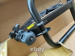 Halfords 4 Bike Towbar Mounted Bike Rack Platform Cycle Carrier