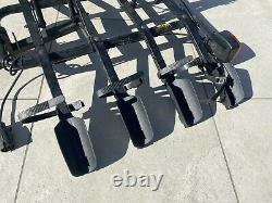 Halfords 4 Bike Towbar Mounted Cycle Rack Carrier Pick Up From Ingatestone Essex