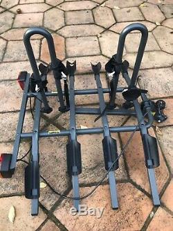Halfords 4 bike Platform Towbar Cycle Carrier 262068