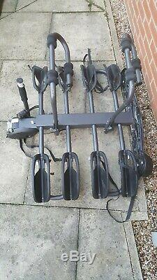Incomplete Halfords Exodus 4 Bike Tow Bar Cycle Carrier