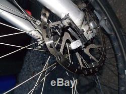 KTM E. Shopper-ELEC BIKE-LOAD CARRIER-2013-BOSCH/SHIMAN0-c/w BATT/CHARGER/KEYSETC