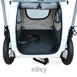 KUMA Bike bicycle trailer for transport dog pet stroller carrier buggy small