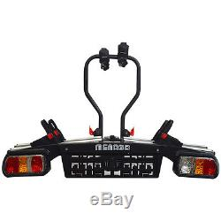 M-Way Alphard 2 Towball Mounted Bike, Cycle, Bicycle Carrier