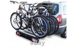 M-Way Foxhound Car Van Motorhome 4 Four Bike Towball Cycle Carrier