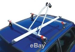 Maypole Car Auto Upright Roof Travel Cycle Bike Bicycle Carrier #RB1050