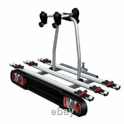 Menabo Race 3 Cycle Carrier Towball Mounted / Tilting / 3 Bike