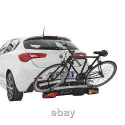 Menabo Towball Towbar Mounted 2 Bike Cycle Carrier Rear Rack