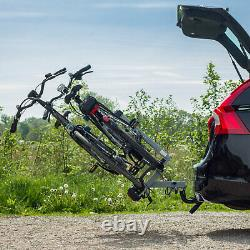 MovaNext Vision Plus 2 E-Bike Folding Tilting Electric Cycle Carrier Rack Towbar
