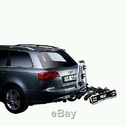 NEW Thule 943 EuroRide 3 x Bike Cycle Carrier Towbar Mounted