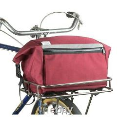 NEW Velo Orange (by Roadrunner) Transporteur Bicycle Front Carrier Bag TOUR
