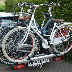 New MovaNext Lux Extra Bike Adaptor 3 Cycle Carrier Rack Travel