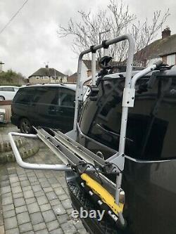 New Thule Backpac 973 Bike Carrier, Cycle Rack. 4x4, MPV, Estate, Van
