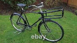 Pashley trade bike butchers carrier cycle