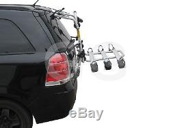 Peruzzo Universal 3 Bike Cycle Carrier Rack Door Boot High Mounted Platform