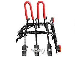 Platform 3 black, Towbar Mounted Tilting 3 Bike Rack / Three Cycle Carrier 4x4