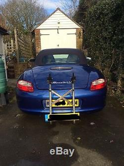 Porsche Boxster Bike Rack Cycle Carrier For Mountain bike Or Road Bicycle TT