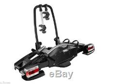 REDUCED! GENUINE Thule 925 VeloCompact Towbar Mounted 2 Bike Cycle Carrier