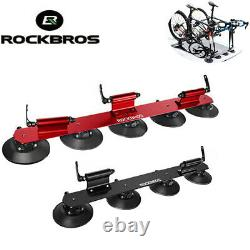 ROCKBROS Bicycle Suction Rooftop Quick Installation Bike Carrier Roof Car Rack