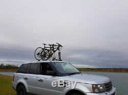 Rassine Bike Roof Top Bicycle Rack Carrier Easy Install