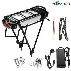 Rear Battery 36V12.5Ah(462Wh) E-bike Lithium-ion Battery for V brake + Carrier