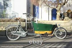 Refurbished Babboe City Cargo Bike- Dutch freight bike/ box bike / carrier cycle