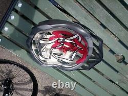 Road Bike (includes cycling helmet, THULE bike carrier and bike stand)