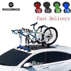 Rockbros Sucker Roof-top Bicycle Rack Carrier Roof Rack Bike Holder Travel Rack
