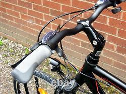 Romet Track 1 Hybrid / Town Bike Large Lights Carrier Shimano 21 Speed