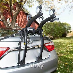 Saris Bones 2 Bike Car Rack Tailgate Mounted Trunk Cycle Carrier Refurbished