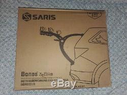 Saris Bones 3 Bike Car Rack Bicycle Carrier Vehicle Mount Straps