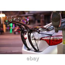 Saris Bones 3 Bike Car Rack Tailgate Mounted Trunk Cycle Carrier Refurbished