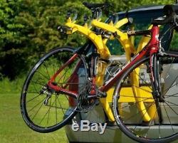 Saris Bones 3 Bike Rack Carrier Yellow