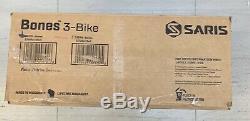 Saris Bones 3 Bike Rear Cycle Carrier Black