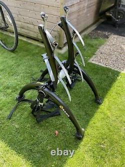 Saris Bones 3 Rack Carrier Mount for Trunk Bike Black Never Used