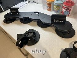 SeaSucker Mini Bomber Bike Cycle Carrier Rack Suction Boost 110mm & 100m & 2x QR