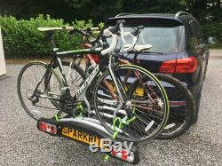 Sparkrite 4 Bike Tow Bar Cycle Carrier (2018/19 MODEL REFURBISHED)