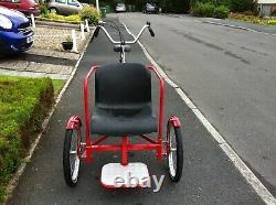 Special Needs /Disabilities/Carrier/ Rickshaw Bike