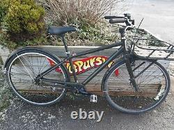 Specialized Cargo bike. Carrier Bike Delivery bike