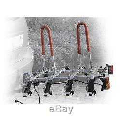 Summit 4 Bike Rack / Cycle Carrier Tow Bar / Towball Mount Universal Fit