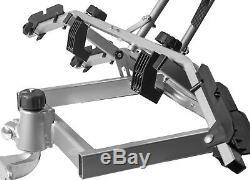 Super Deal! Titan 2 Plus Bike Rack / Cycle Carrier Towbar Mounted 7pin plug