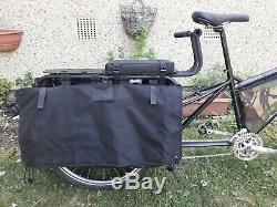 Surly Big Dummy Cargo And Child Carrier, Commuting and Touring Bike