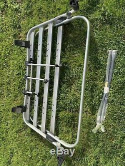 T5 Genuine Bike Rack Transporter Cycle Carrier 4 Bike Vw T5.1 Tailgate Boot