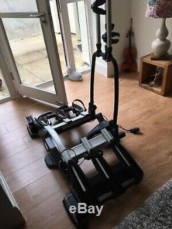 THULE 927001 VELOCOMPACT Towbar Mounted Bike Carrier 3-4 Bikes NEVER USED
