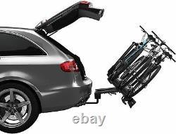 THULE 927 VeloCompact 3 Bike Cycle Carrier Tow Bar Mounted Bike Rack