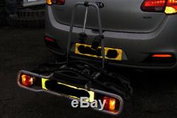 Thule 2-Bike Cycle Carrier TowBar Mount, Locking Version